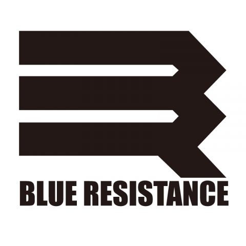 BLUE RESISTANCE_logo
