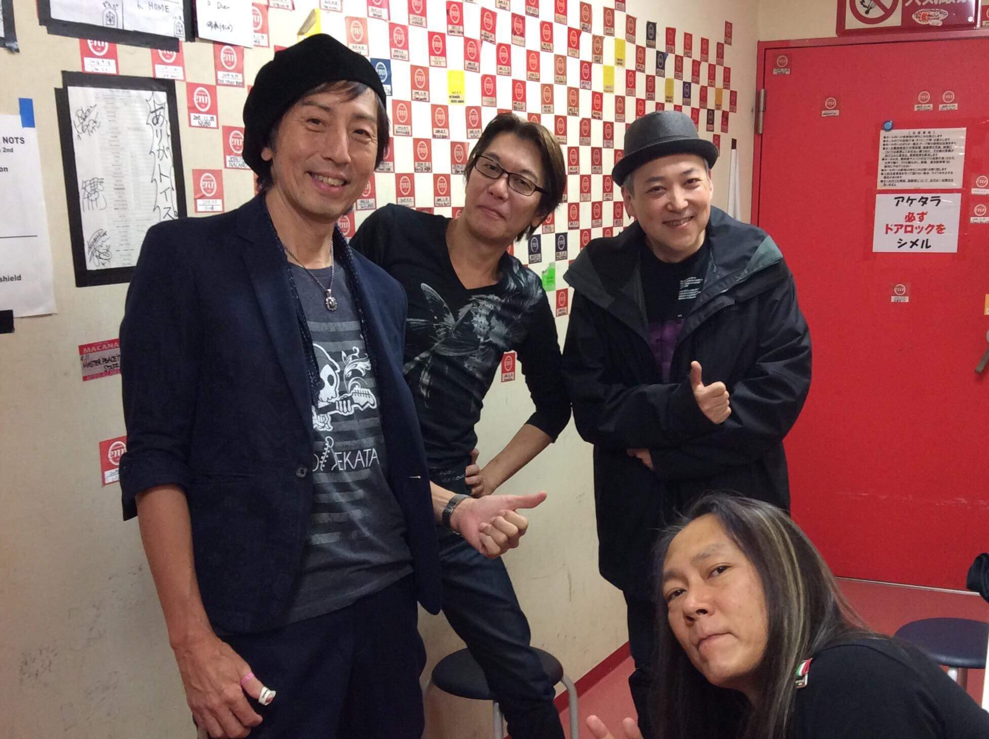 是ちゃん+ACEちゃん2018